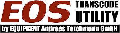 EQUIPRENT EOS Transcode Utility Logo